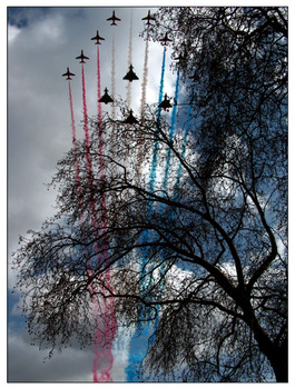 aircraft,red arrows