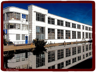 Art Deco Building Rootes Maidstone