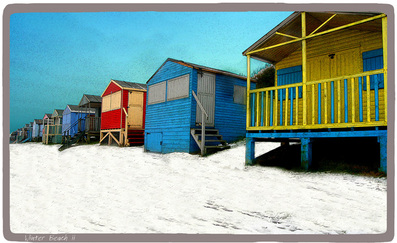 beach huts,whitstable