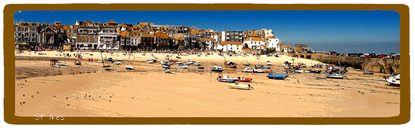 cornwall,beach,st ives