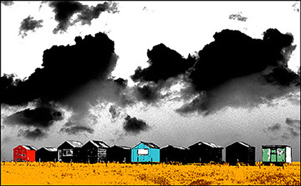 beach huts,seasalter