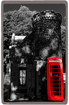Red Telephone Box Dover