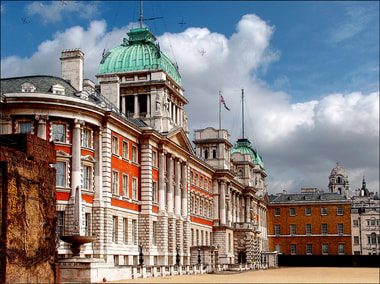 london,horseguards parade,statues,monuments,sites,landmarks
