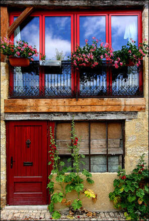 dordogne,house,shutters